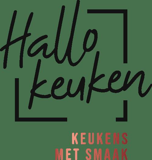 HalloKeuken-logo-zwart